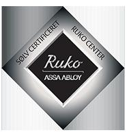 Ruko sølv certifiseret